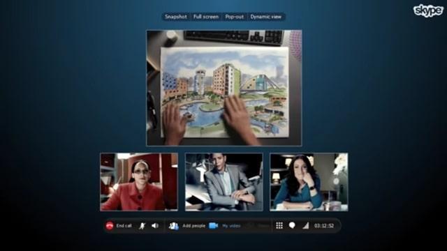 How Do You Do A 3-Way Skype Video conference Call
