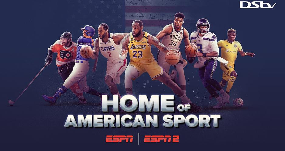 ESPN is back on DStv and GOtv