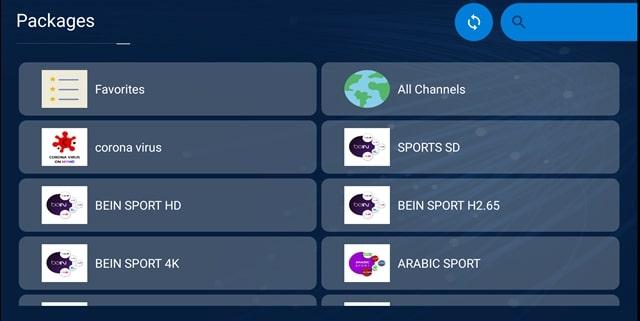 ETSTV Myhd Pro IPTV Channel List