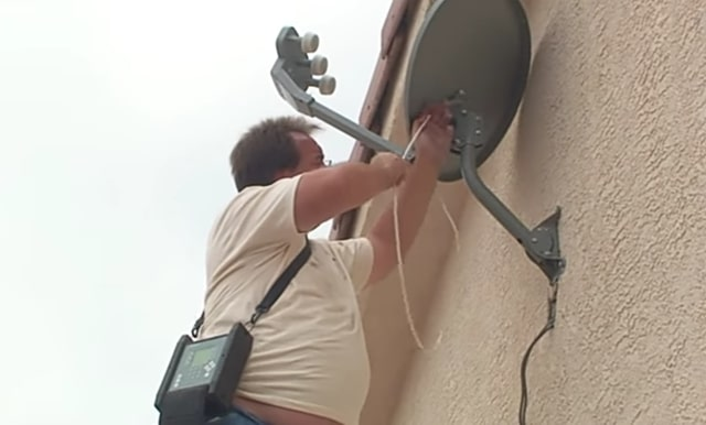 How To Fix Satellite Dish Signal When It Says No Signal?