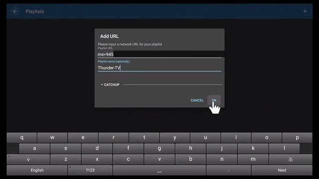 How To Upload M3U IPTV Playlists File