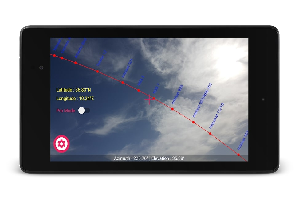 Dishpointer: Use Dish pointer Pro App To Align Your Satellite Dish