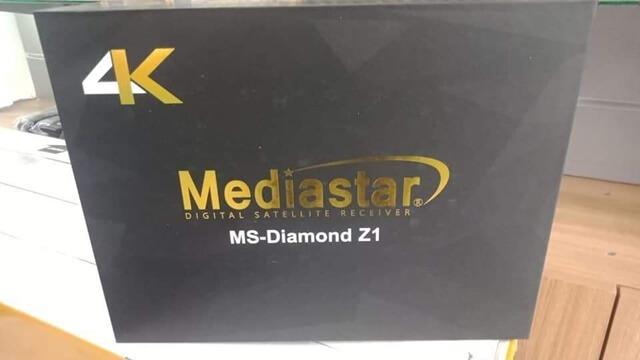 Mediastar MS-Diamond Z1 4K Receiver