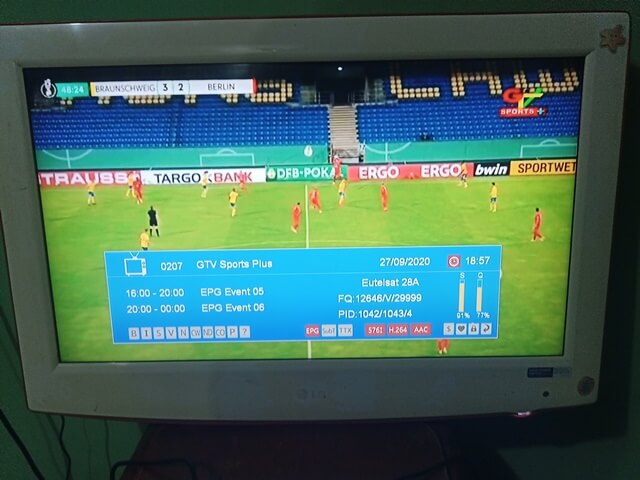 Multi-TV Ghana: How To Install Multi-Stream Channels on Astra 28.2E