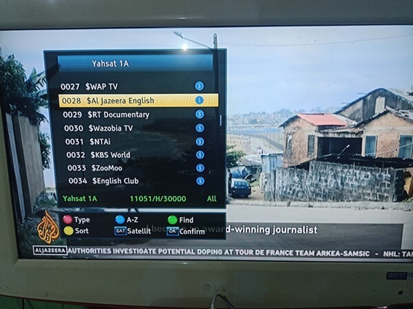 My TV Africa Channels And MyTV Decoder