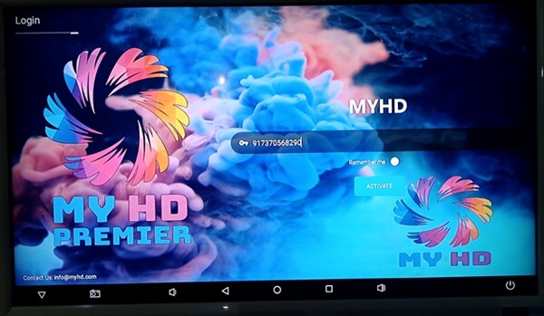 Myhd IPTV Review: How To Renew Myhd IPTV Activation Code