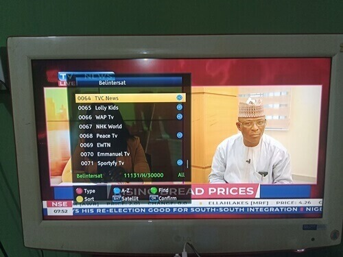 TStv Latest Updates: TStv New Frequency And Symbol Rate In 2020