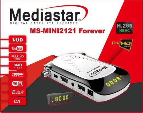 Mediastar MS-Mini 2121 Forever Satellite And IPTV Receiver Review