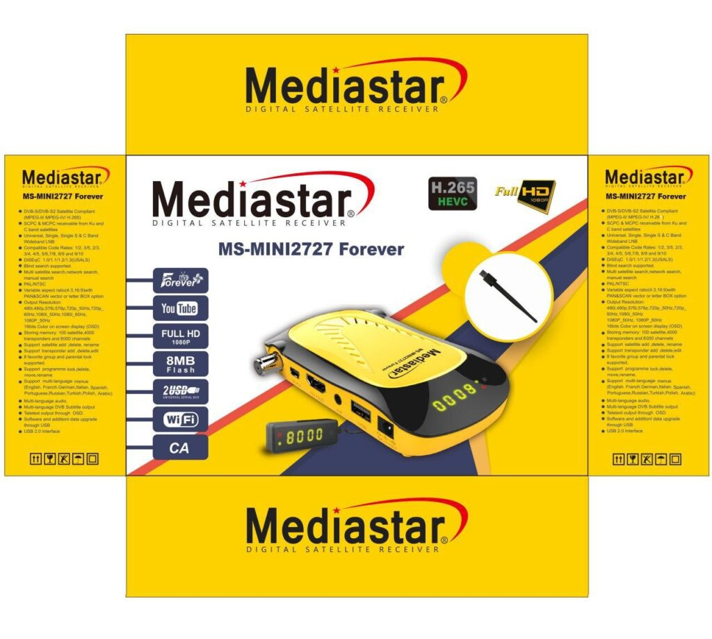 Mediastar MS-Mini 2727 Forever Review, Key Specs And Price