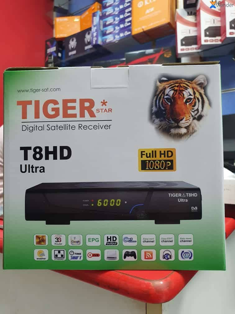 Tigerstar T8HD Ultra Receiver: Review, Key Specs And Price