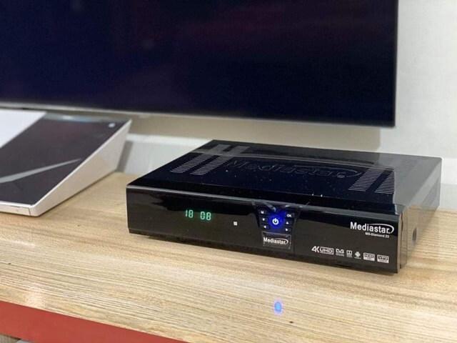 Mediastar MS-Diamond Z2 4K Ultra HD Receiver