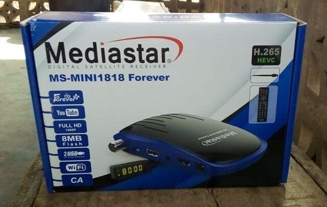 Mediastar MS-Mini 1818 Full Forever Specifications