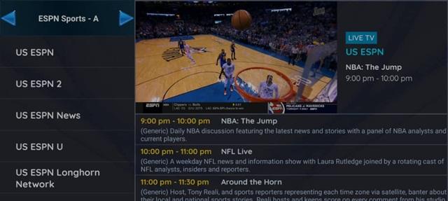 Lavabox TV Channels List