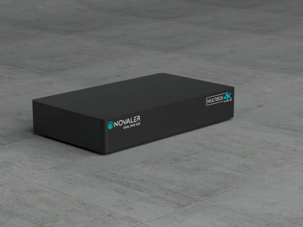 Novaler Multibox 4K Receiver