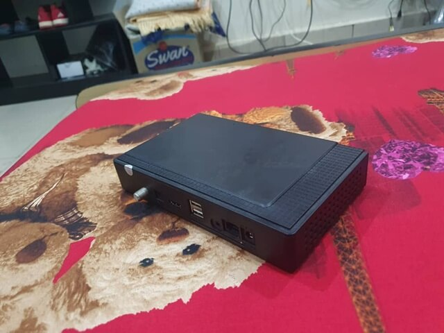 iBox Octopus 4K Ultra HD Satellite And IPTV Receiver