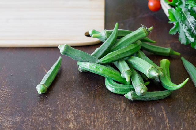 okro or Okra health benefits