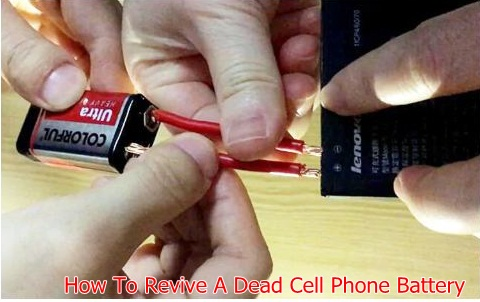 4 secret ways to revive any dead phone battery
