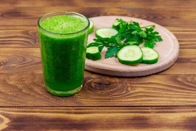 Importance of Cucumber juice