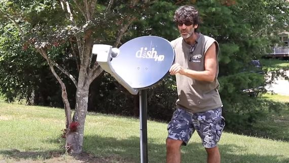What To Do When Satellite Dish TV Network Says No Signal