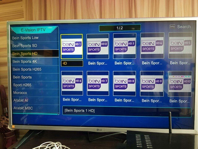 Renew E-Vision IPTV Activation Code For Android And Sunplus Receiver