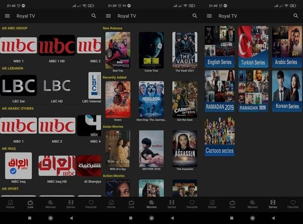 Royal TV APP Subscription Code