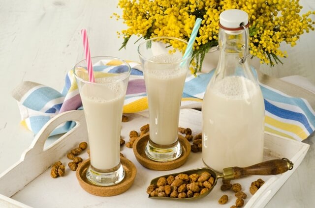 Tiger Nuts Milk Health Benefits