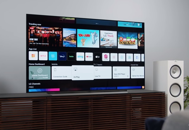 OLED 4K TV