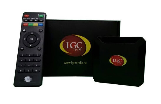 LGC Media Limited in Nigeria and Subscription Price