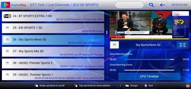 How To Renew OTT Plus 4K IPTV