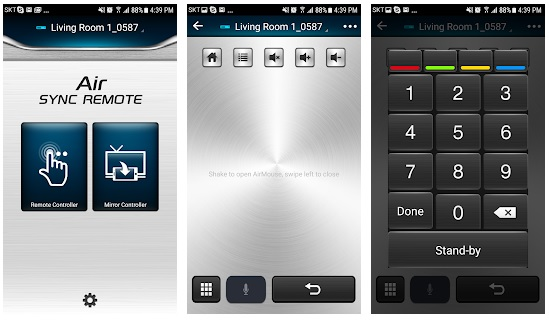 Download Air Sync Remote-Z App For STB, And Windows PC