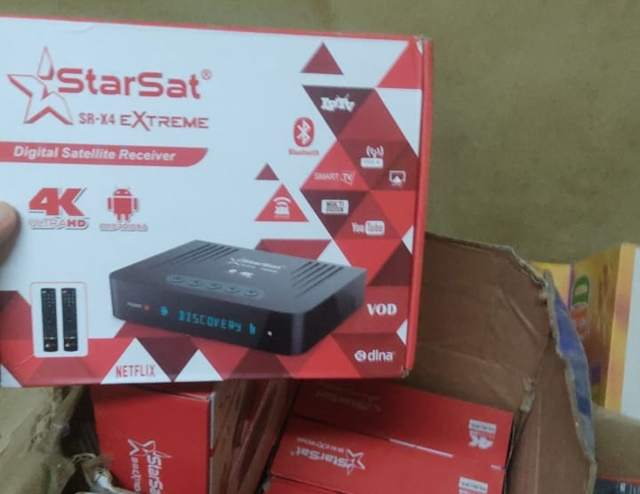 Starsat SR-X4 Extreme 4K Receiver Price And Key Specifications