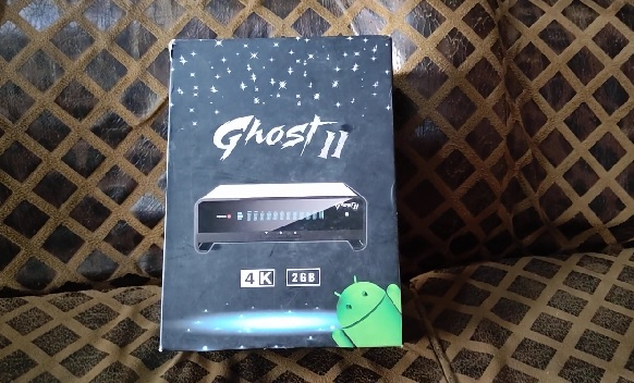 iBox Ghost 2 4k Android Hybrid Satellite Receiver Review And Price
