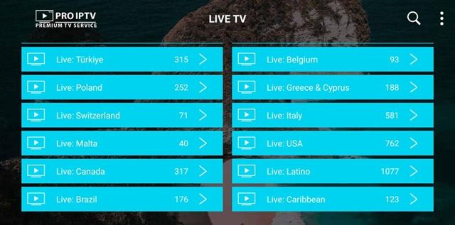 USA Premium IPTV Service