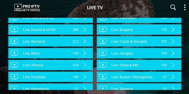 DStv Pro IPTV Premium TV Service