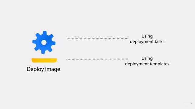Desktop Imaging Software Deployment